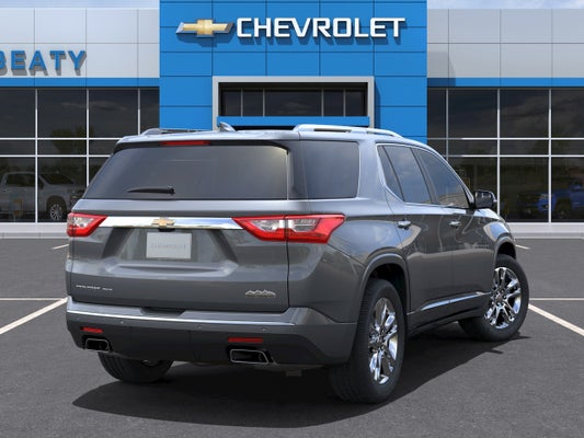 2021 Chevrolet Traverse In Knoxville Beaty Chevrolet