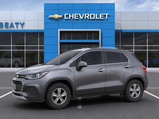 2020 Chevrolet Trax In Knoxville Beaty Chevrolet