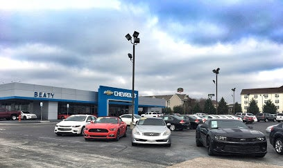 Chevy Dealer In Knoxville Beaty Chevrolet